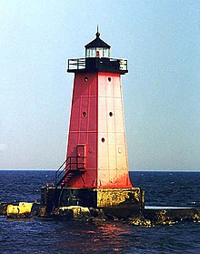 Manistique East Breakwater Light - Manistique Michigan.jpg