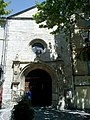 Manosque Eglise Notre-Dame-De-Romigier Porche - panoramio.jpg