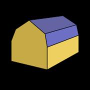 Mansarddach