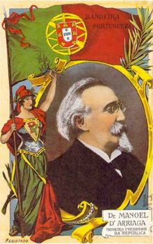 Image illustrative de l'article Manuel de Arriaga