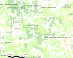 Map commune FR insee code 24421.png