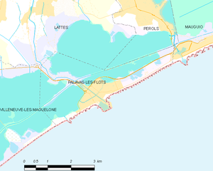 Map commune FR insee code 34192.png