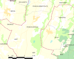 Map commune FR insee code 64452.png