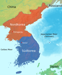 weltkarte korea Korea – Wikipedia weltkarte korea