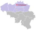 Map of Antwerpen in belgium-viol-reddot-t.png