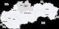 Map slovakia dolny kubin.png