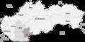 Map slovakia zeliezovce.png