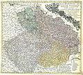 Mapa - Čechy, Morava, Slezsko, Lužice -1747.jpg