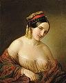 Marastoni Greek woman 1850.jpg