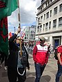March for Welsh Independence arranged by AUOB Cymru First national march; Wales, Europe 45.jpg