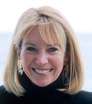 Marcia McNutt - Image: Marcia Mc Nutt