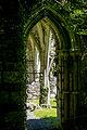 Margam Abbey ruin chapter house (7961749670).jpg