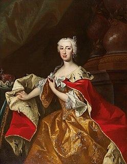 Archduchess Maria Anna of Austria (governor) Austrian archduchess