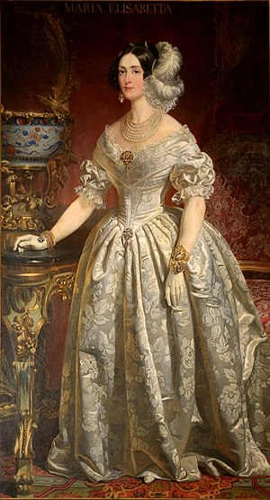 Princess Elisabeth of Savoy