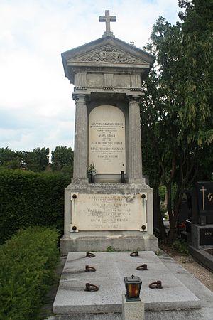 Count Joseph Alexander Hübner