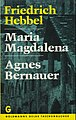 Maria Magdalena, Agnes Bernauer (Friedrich Hebbel, 1968).jpg