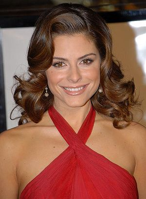 Maria Menounos - Menounos in January 2008
