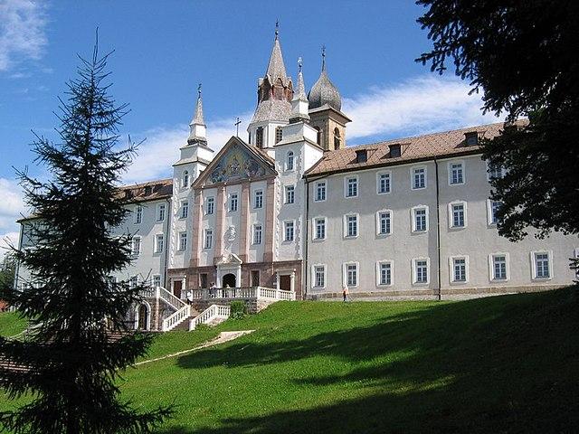 Santuario di Pietralba (Trentino-Alto Adige, Italy)