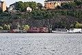 Mariaberget Södermalm Stockholm 2019 08 16 Den Röda Båten Ran Rygerfjord 2.jpg