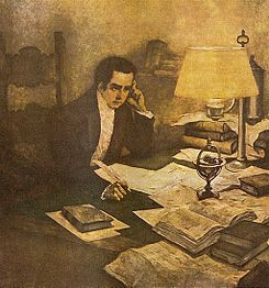 Mariano Moreno en su mesa de trabajo 2.jpg