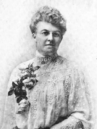 Marie C. Brehm - Marie C. Brehm, from a 1920 publication.