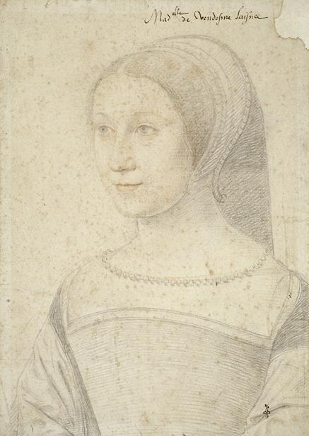 Marie de Bourbon (1515%E2%80%9338)