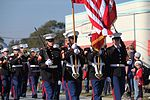 Marines take to the streets during the 2015 Morehead City Christmas Parade 151212-M-MB391-011.jpg