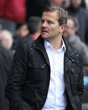 Forest Green Rovers F.C. - Mark Cooper is the current manager