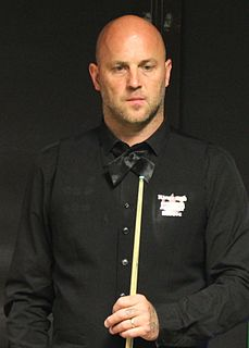 Mark King (snooker player) English professional snooker player