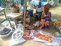 Market women selling at Funsi in the Upper West Region of Ghana.jpg