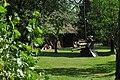 Markowa, stodoła z wozownią.jpg