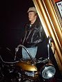 Marlon Brando - The Wild One (Madame Tussaud).JPG