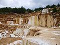 Marmorsteinbruch auf Thassos.JPG