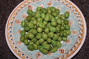 Marrowfat peas - Marrowfat peas