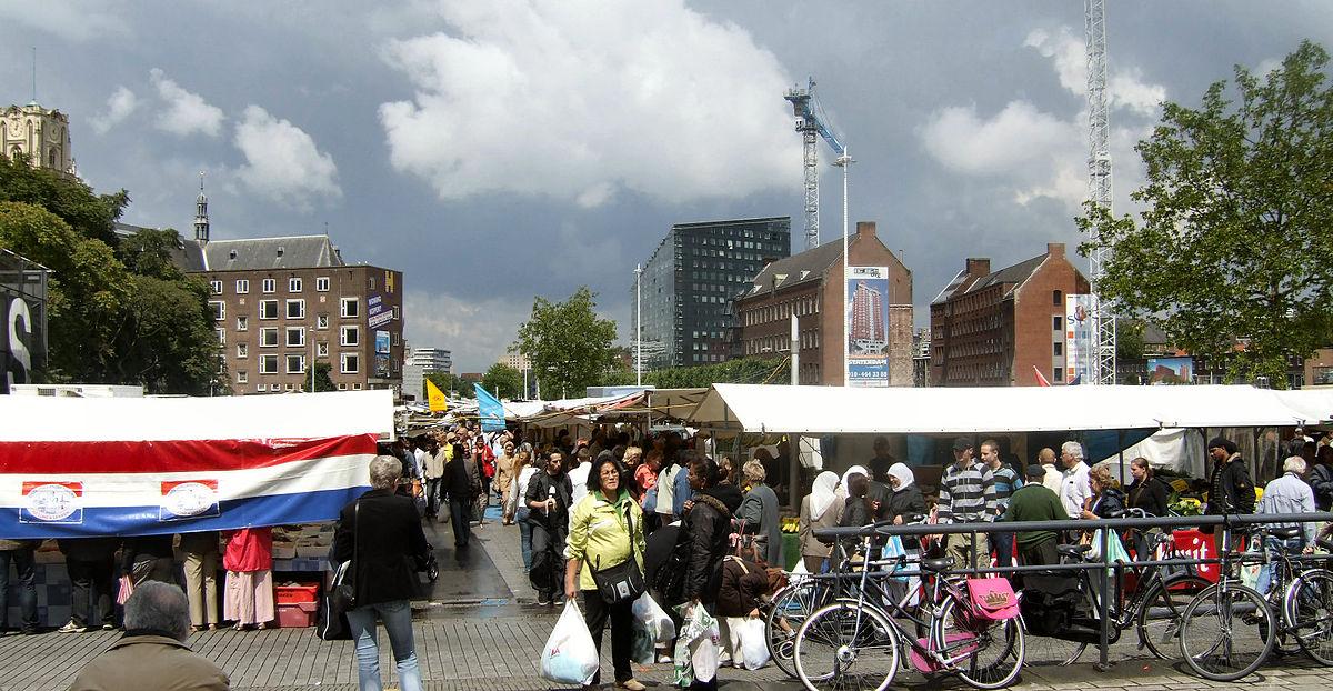 vrije markt rotterdam