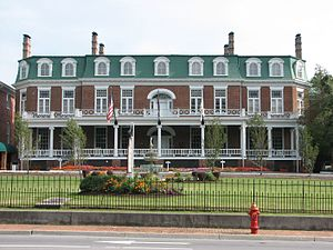 Martha Washington Inn - The Martha Washington Inn