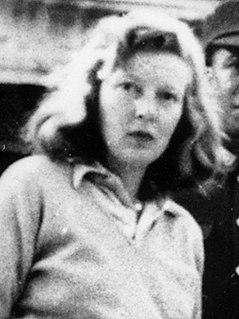 Martha Gellhorn American journalist
