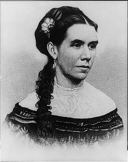 Martha Johnson Patterson White House hostess to her father, President Andrew Johnson