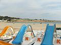 Martigues — La Couronne — Verdon's beach west side.jpg