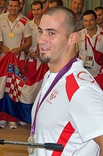 Martin Sinković Croatian rower