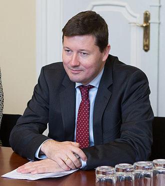Martin Selmayr - Image: Martin Selmayr 2014 11 28