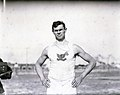Martin Sheridan of the Greater New York Irish Athletic Association, winner of the discus event at the 1904 Olympics.jpg