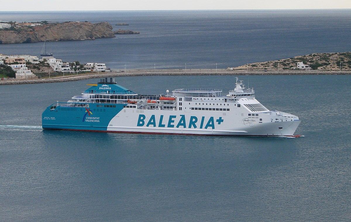 Bale ria wikipedia for Oficina balearia ibiza