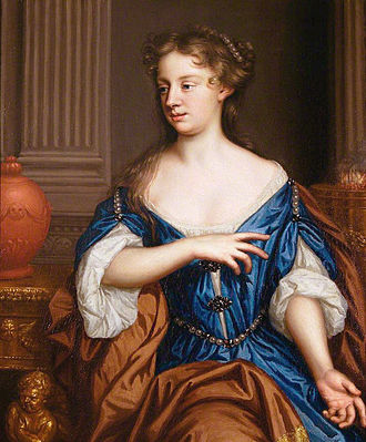 Mary Beale - Mary Beale, Self-portrait