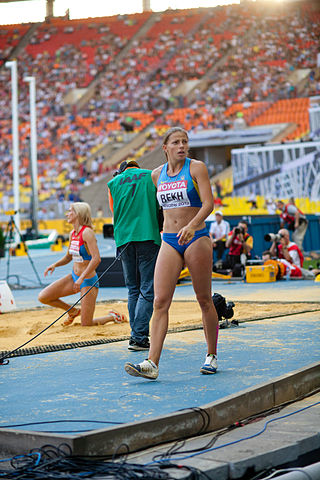 Maryna Bekh (2013 World Championships in Athletics) 04.jpg