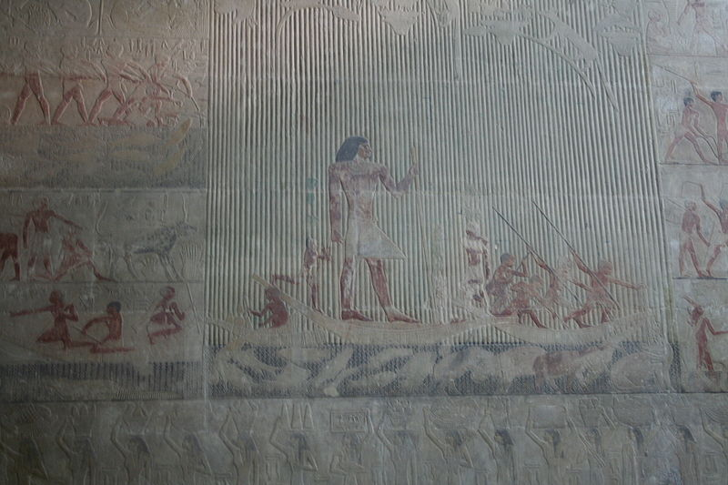 File:Mastaba of Ti 12.JPG