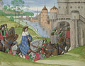 Master of the Getty Froissart, Louis of Anjou Entering Paris - Getty Museum.jpg