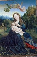 Master of the Mansi Magdalen - Rest on the Flight into Egypt - Walters 37389.jpg