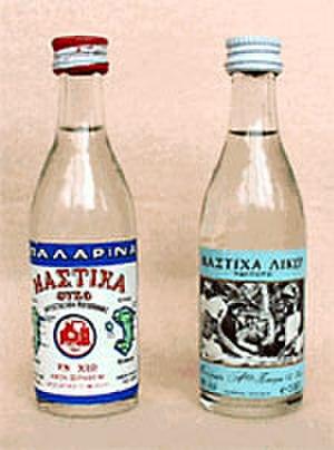 Mastika - Greece's Chios Mastiha Ouzo and Mastiha Liqueur