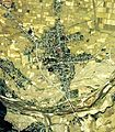 Masuda district Yokote city Aerial photograph.1976.jpg